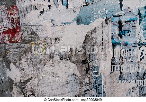 Wall Texture - csp32998849