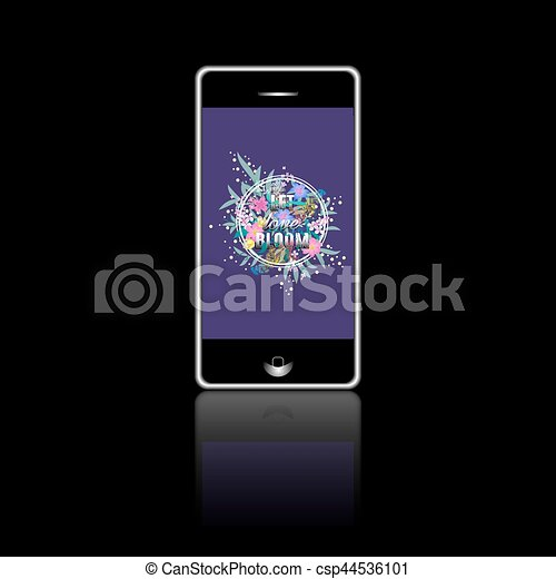 Wallpaper for mobile. theme for mobile phone screen saver with love, heart, gears and modern style design.