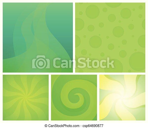 wallpaper., jogo, coloridos, fundos, abstratos, -, elemento, luminoso, vetorial, desenho - csp64690877