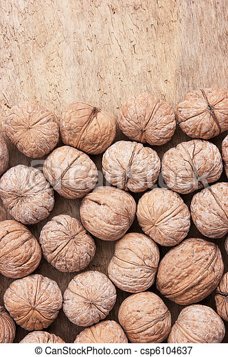 walnuts - csp6104637