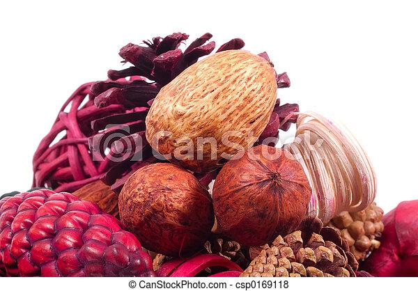 Walnuts - csp0169118
