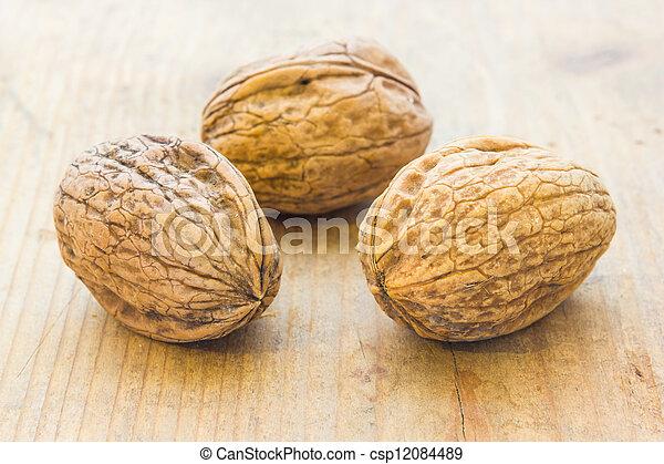 walnuts - csp12084489