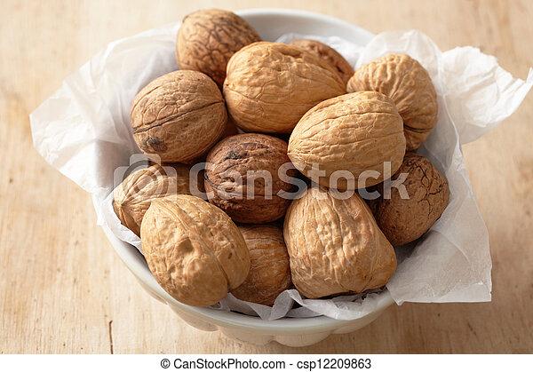 walnuts - csp12209863