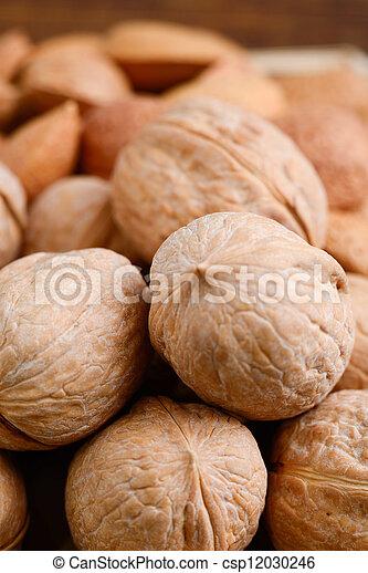 walnuts - csp12030246