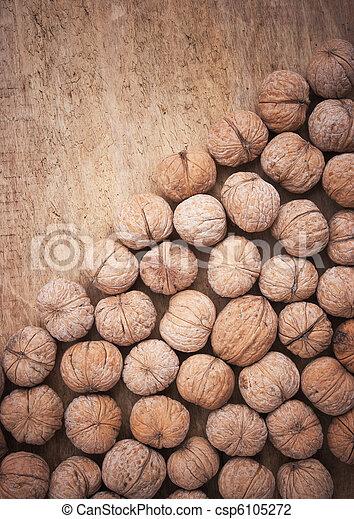 walnuts - csp6105272
