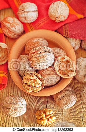 walnuts - csp12293393