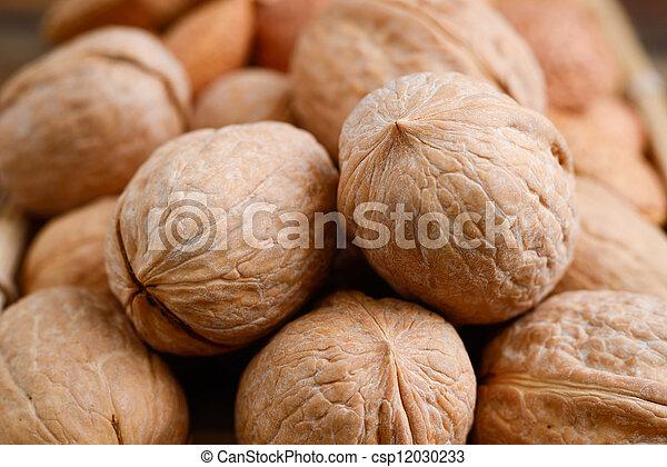 walnuts - csp12030233