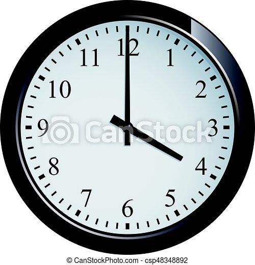 Um 4 Uhr