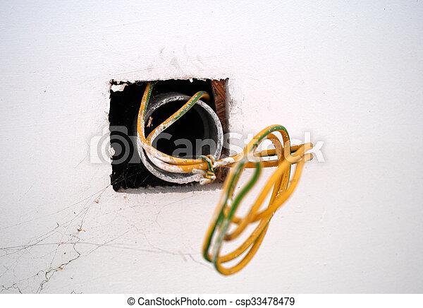 Ungewöhnlich Was Ist Der Weiße Draht In Der Elektrischen Verkabelung ...