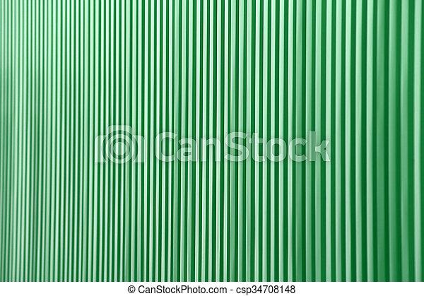 wand, farbe, gestreift, grün, beschaffenheit