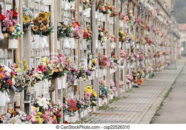 Friedhof Italien