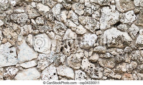 Wand, Naturstein, Altes , Tuff   Csp34330011