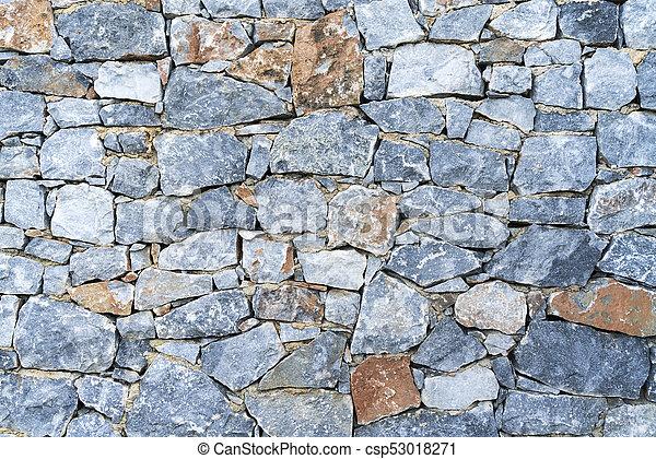 Wand, Naturstein, Hintergruende