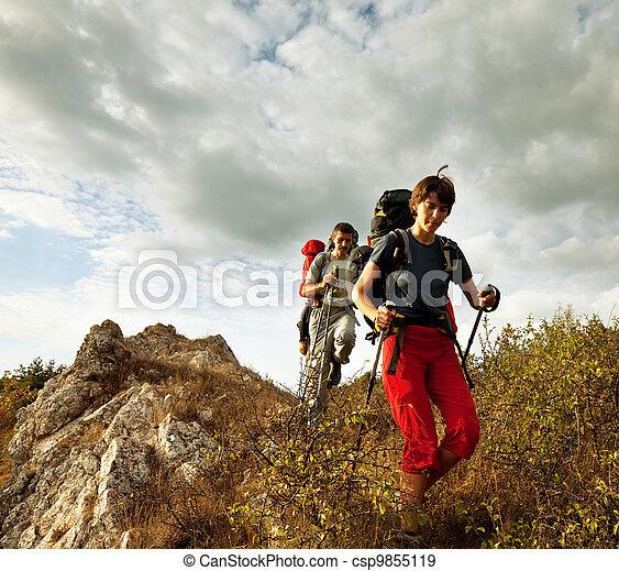 Hike - csp9855119