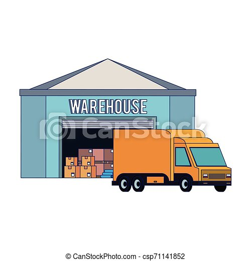 Forklift clipart warehouse storage, Forklift warehouse storage Transparent  FREE for download on WebStockReview 2020