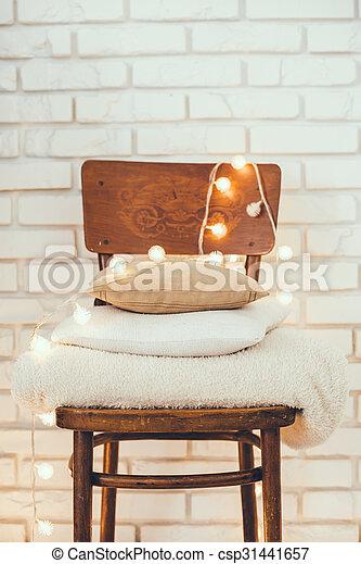 warm home decor - csp31441657