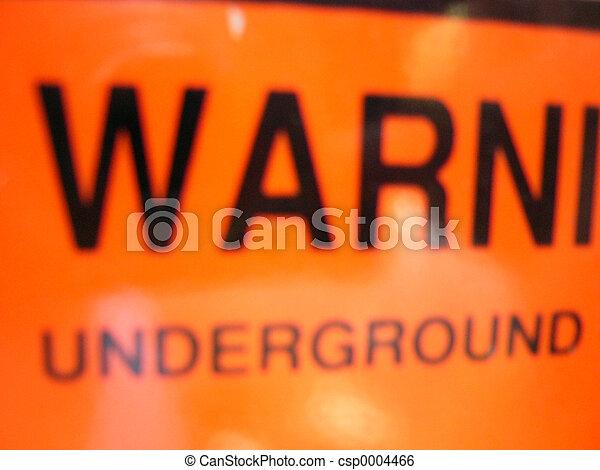Warning Sign - csp0004466