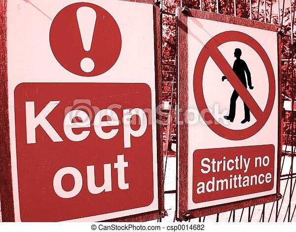 Warning Signs - csp0014682