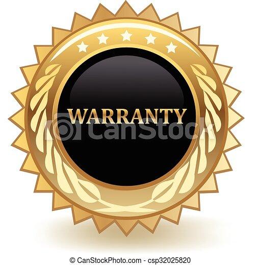 Warranty - csp32025820
