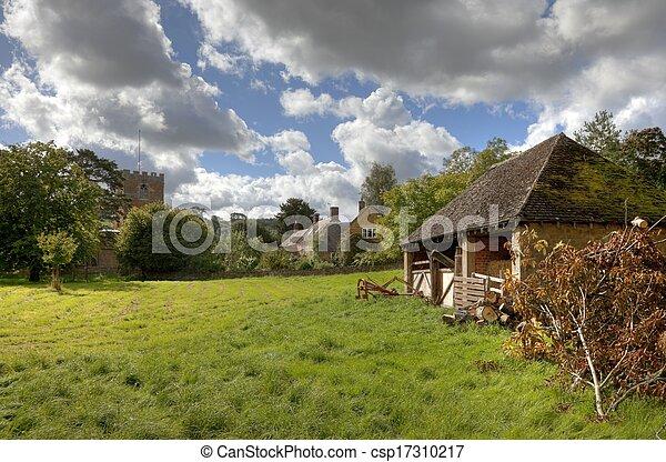 Aldea Warwickshire - csp17310217