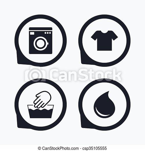 washable symbole machine laver pas icon pointers clipart vectoriel rechercher. Black Bedroom Furniture Sets. Home Design Ideas