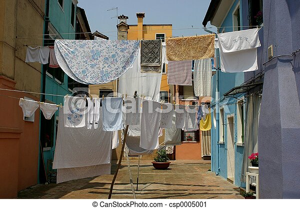 washing day - csp0005001