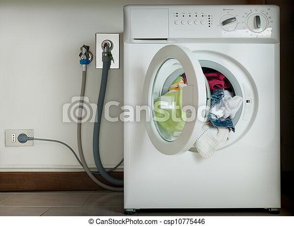 washing machine - csp10775446