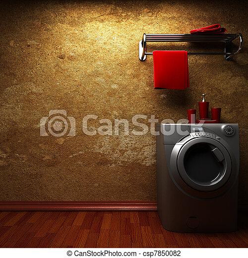 washing machine - csp7850082