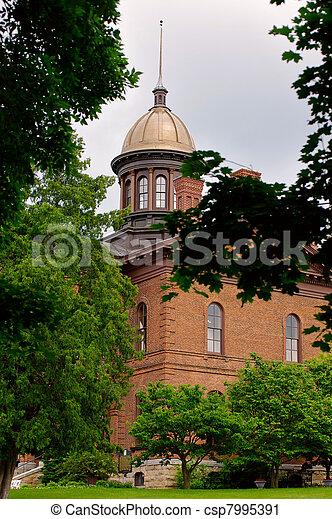 Washington County Historic Courthouse - csp7995391