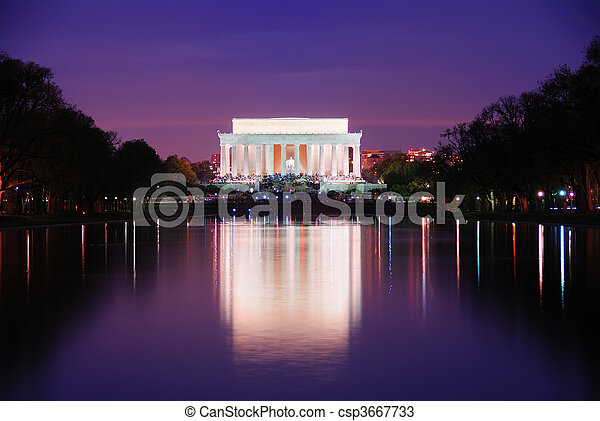 washington d.c. - csp3667733