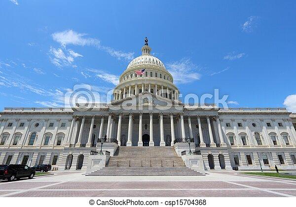 Washington DC - csp15704368