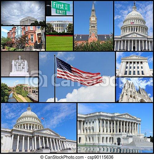Washington photos - csp90115636