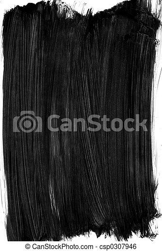 wassen, textuur, inkt - csp0307946