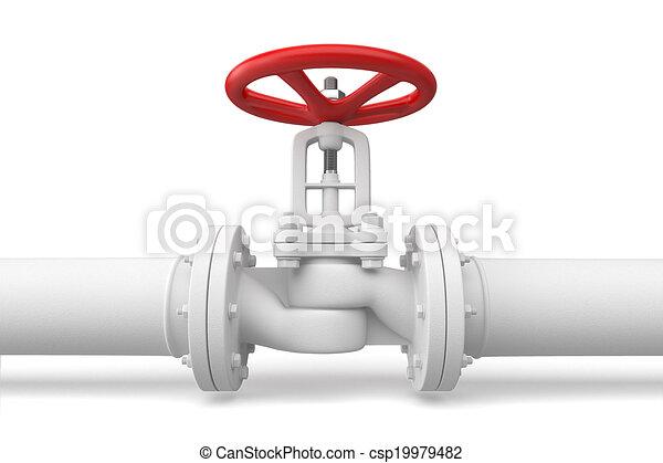 Wasser, rohrleitung, valve. Rohrleitung, valve.,... Stock ...