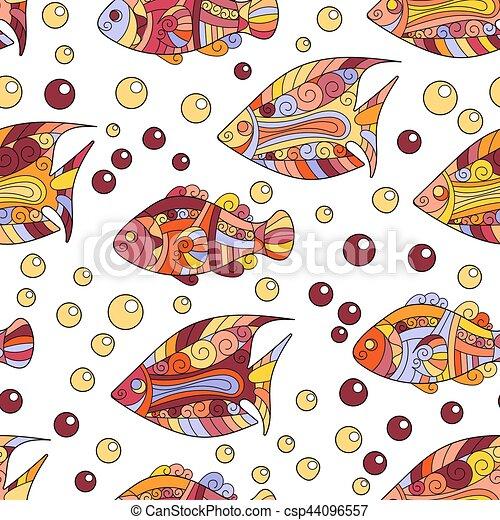 Groß Regenbogen Fisch Färbung Blatt Galerie - Ideen färben ...