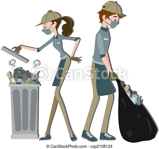 Waste Collector - csp2108124