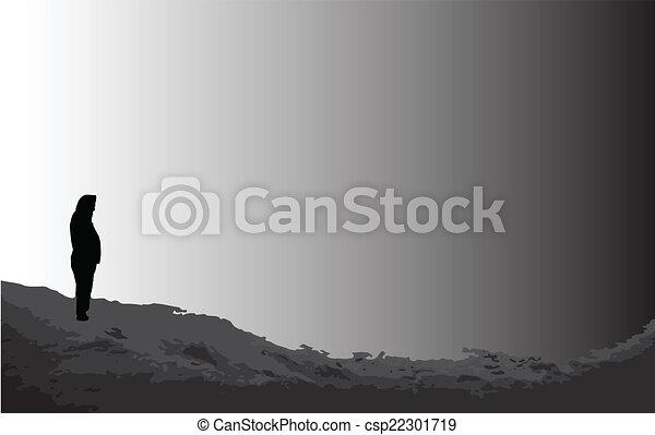 Wasteland - csp22301719