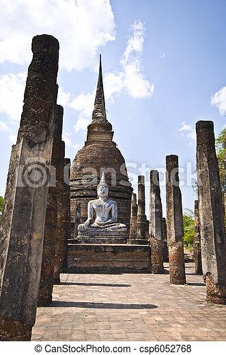 Wat Sa Si - csp6052768