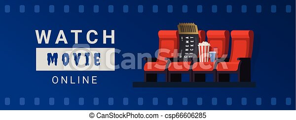 Watch movie online banner
