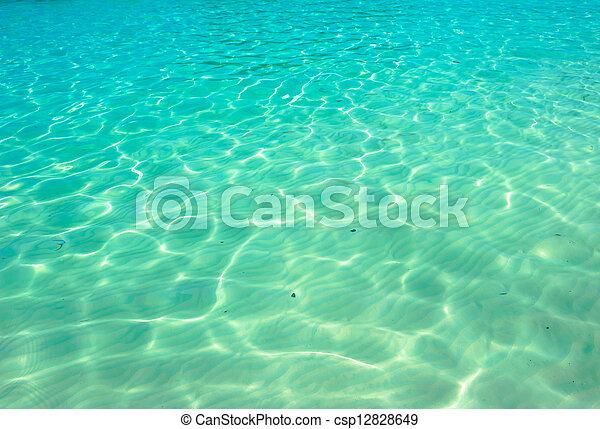 Water background - csp12828649