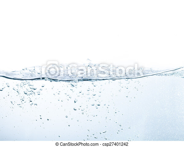 water background - csp27401242