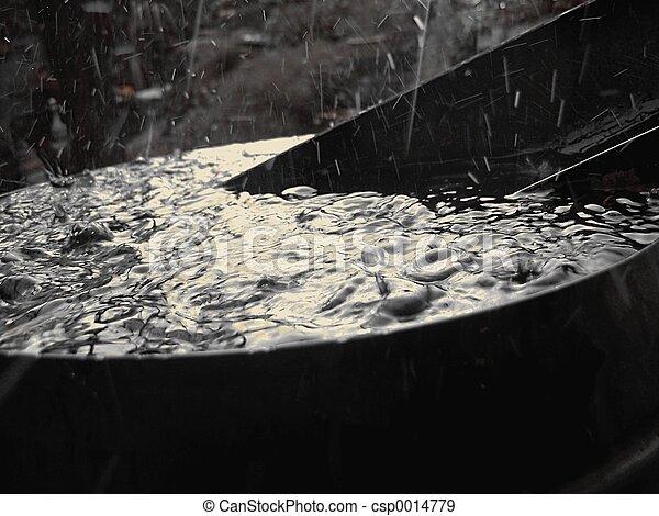 Water Barrel - csp0014779