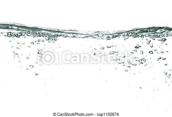 water bubbles  - csp1102674