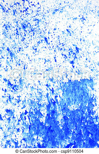 Water color abstract background - csp9110504