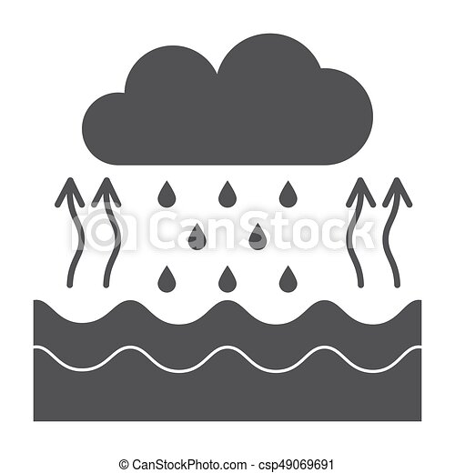 Water Cycle Diagram - csp49069691