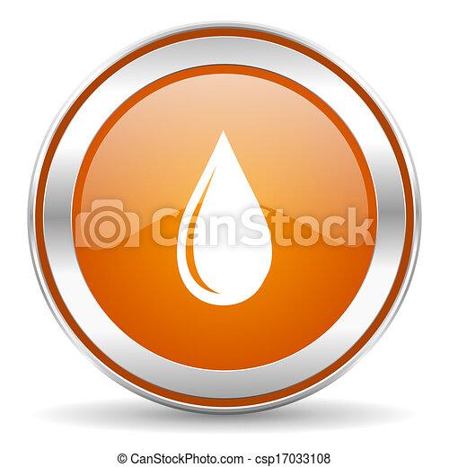 water drop - csp17033108