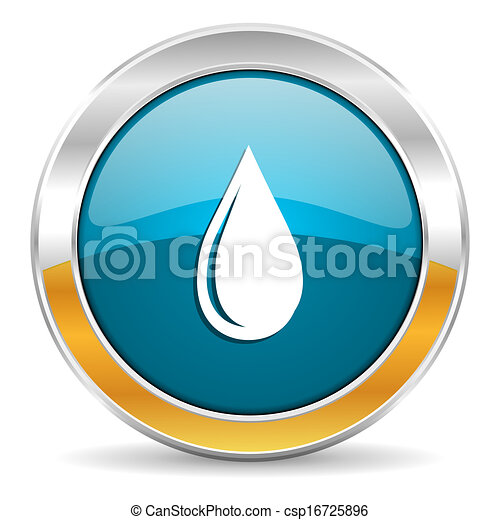 water drop - csp16725896