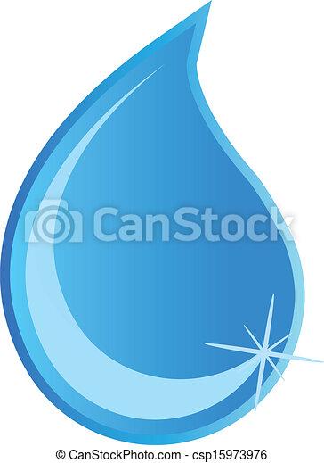 Water drop - csp15973976