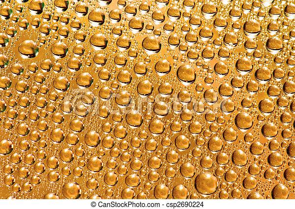 Water drops - csp2690224