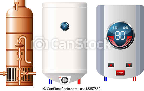 Water heater - csp18357862